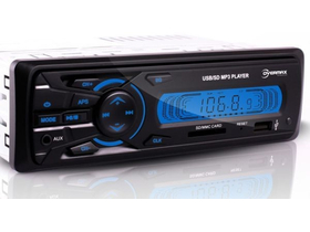 Overmax OV-CR-411 radio za avtomobile (USB,SD,AUX,RCA)