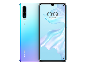 Huawei P30 Dual SIM, Light Blue (Android)