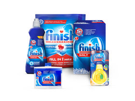Finish Starter Kit, 5-teilig