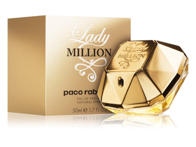 Paco Rabanne Lady Million, Eau De Parfum, 50ml