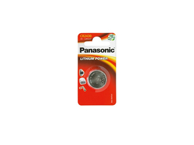 Panasonic CR2430L/1BP Lithium Knopfzelle