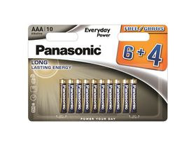 Panasonic Everyday Power LR03EPS-10BW6-4F 10 батерии AAA (10 бр.)