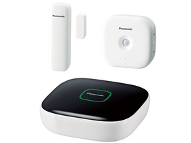 Panasonic Home Security Starter kit (KX-HN6010FXW)
