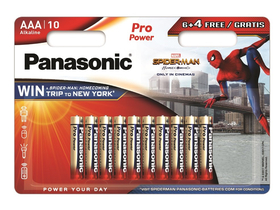 Panasonic Pro Power baterije 10xAAA