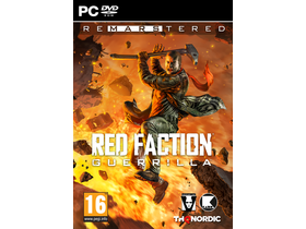Red Faction: Guerrilla Re-mars-tered PC игра