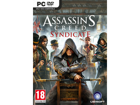 Assassins Creed Syndicate PC játékszoftver