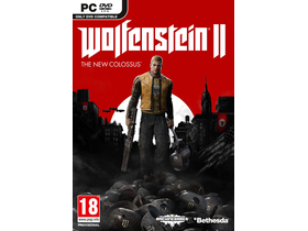 Wolfenstein II: The New Colossus PC játékszoftver