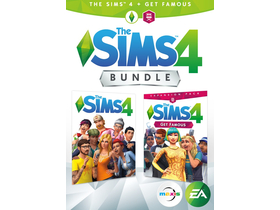 The Sims 4 PC Spielsoftware + Get Famous