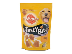 Pedigree Tasty Bites, Chewy Cubes, 130g