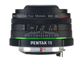 Pentax DA 15/F4.0 ED AL - Limited Edition обектив
