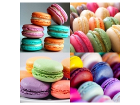 Perfect Home 10357 set za macarons