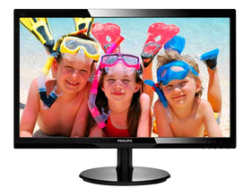 Monitor LED Philips 246V5LHAB/00 24""