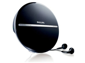 Philips EXP2546 discman