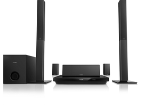 Sistem Home Cinema Philips HTB3550G 3D SMART Bluray