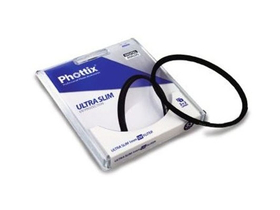 Phottix Ultra Slim 1mm UV filter 77mm