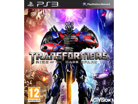 Transformers Rise of Dark Spark PS3 hra