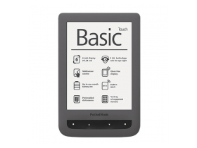 PocketBook Basic Touch 624 ebook čtečka