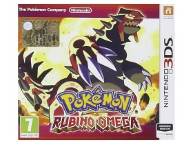 Pokemon Omega Ruby 3DS igra