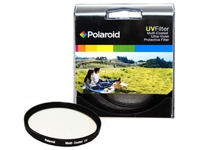 Polaroid UV MC filter 77mm