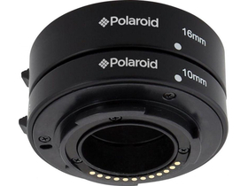 Polaroid Auto Focus DG Macro Extension Tube Set (10mm, 16mm) For Sony