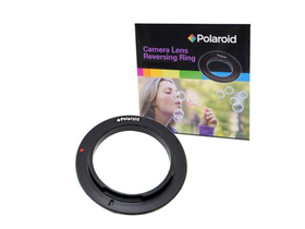 Polaroid Reverse Ring Adapter 58mm, Canon