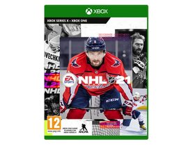 EA Sports NHL 21 Xbox One igra