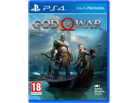 God of War PS4 softver