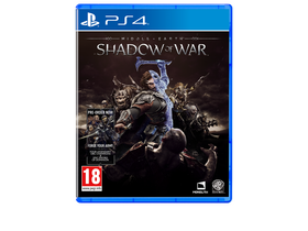 Middle-Earth: Shadow Of War PS4 hrací softvér