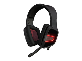 PATRIOT Viper V361 USB gamer headset, čierny