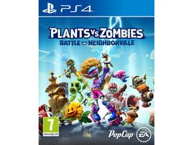 Joc pentru PS 4 Plants vs Zombies: Battle for Neighborville