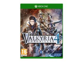Valkyria Chronicle 4 Launch Edition Xbox One Spielsoftware