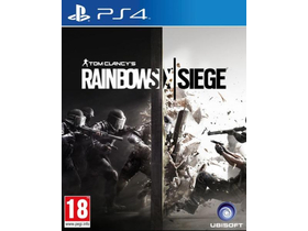 Rainbow Six Siege PS4 hrací softvér