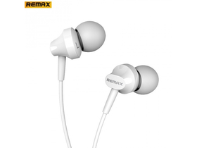 Headset stereo  Remax, alb