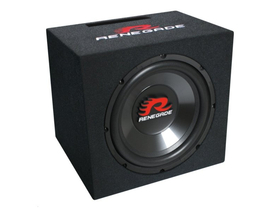 Renegade RXV 1000 bass reflex box