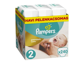Pampers Premium Care pelenka Monthly Box 2 mini, 240 db
