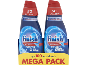 Finish All in One Waschgel, 2x1000ml