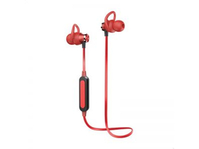Joyroom Moguu MG-DL1 Wireless Sport headset, piros