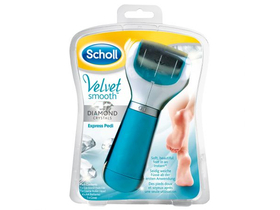 Scholl Velvet Smooth Express pilník na chodidlá, Diamond Crystals
