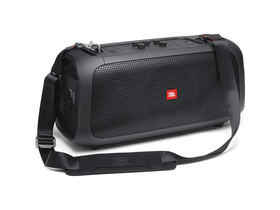 Tragbarer Bluetooth-Lautsprecher JBL Partybox On-The-Go, schwarz