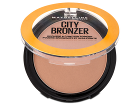 Maybelline City Bronze bronzer i puder za konturu lica, Medium Warm