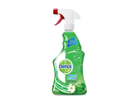 Pachet Dettol Power&Fresh  (Power&Fresh Servetele umede 8x32 buc, Spray 2x500 ml)