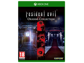 Resident Evil Origins Collection Xbox One játékszoftver
