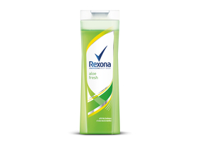 Rexona tusfürdő Aloe Fresh, 400 ml