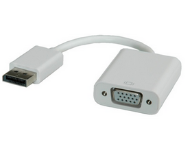 ROLINE Adapter DisplayPort-VGA M/F
