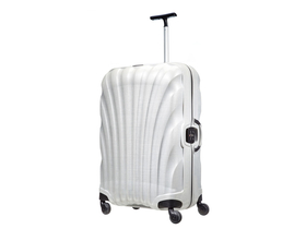 Samsonite Lite-Locked Spinner kufor, biely