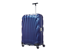 Samsonite Lite-Locked Spinner 75 cm, mornarsko modre barve