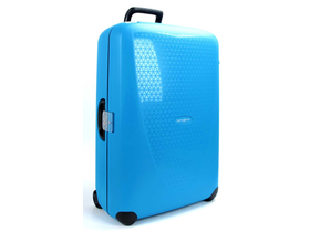 Samsonite Termo Young Upright 82 cm-es bőrönd, kék