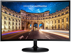 "Samsung C27F390 27"" prohnuty LED Monitor"