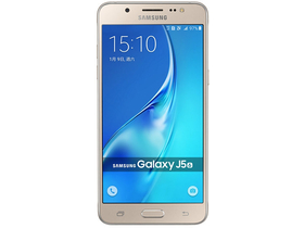 Samsung Galaxy J5 LTE 2016 (Dual SIM), Gold (Android)