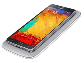 Samsung Galaxy Note 3 Wireless Charger Kit, alb